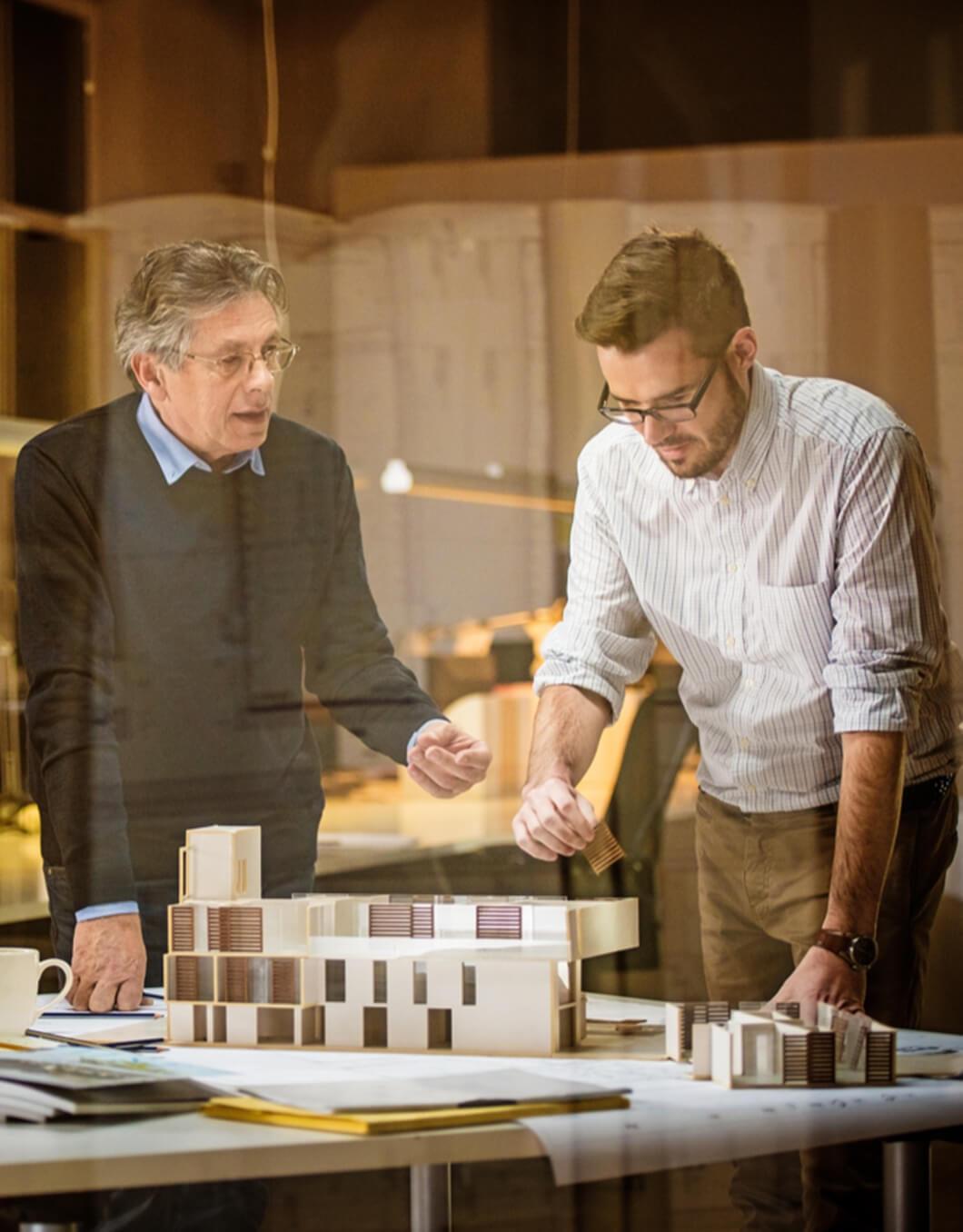 The Architect Talk
